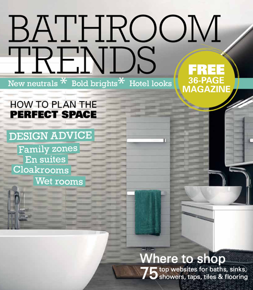 Grand Designs – Bathroom Trend Supplement