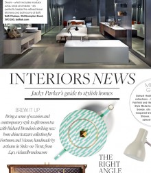 The Resident – Interiors News