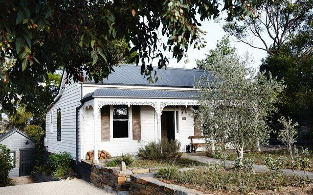 Daylesford Dream Stay, Salvage Style